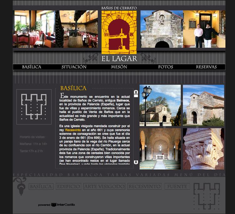 Diseño de paginas web en Palencia – Ellagar.net