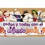Diseño gráfico en Palencia – Ilustración para el Espacio Joven