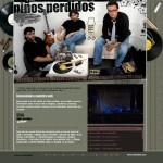Diseño web en Palencia: niños perdidos