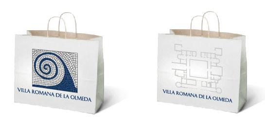 Bolsas Villa Romana de la Olmeda
