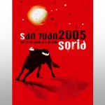 Diseño Gráfico e ilustración, cartel San Juan Soria