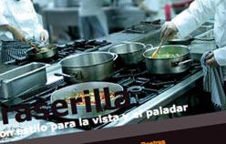 www.latraserilla.es Diseño de webs