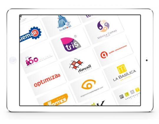 intercastilla empresa diseño logotipos