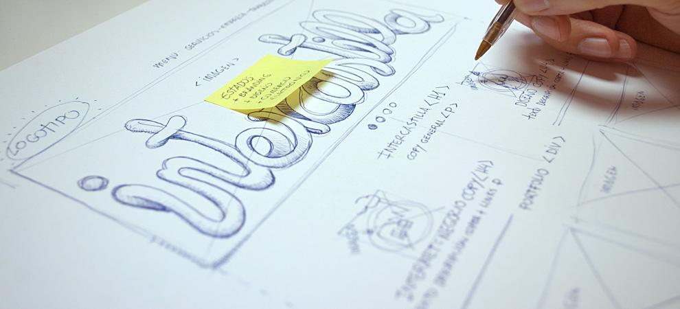 Trabajos de Diseño web