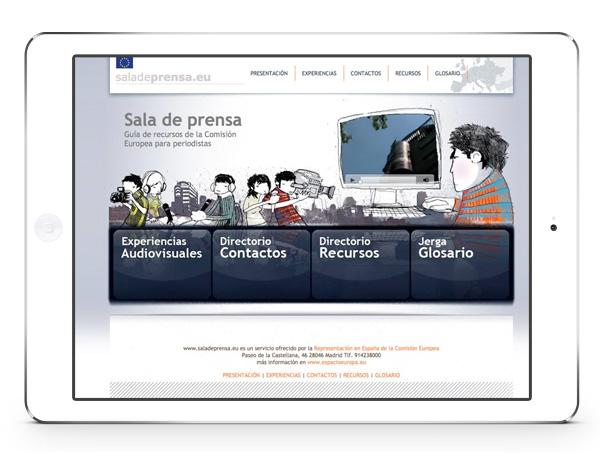 empresa especializada diseño web madrid