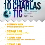 10 meses 10 charlas TIC