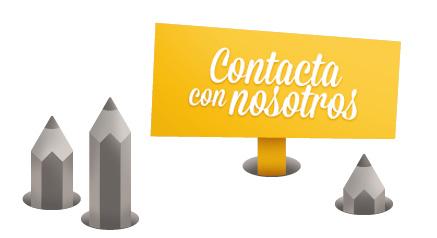 contacto empresa diseño
