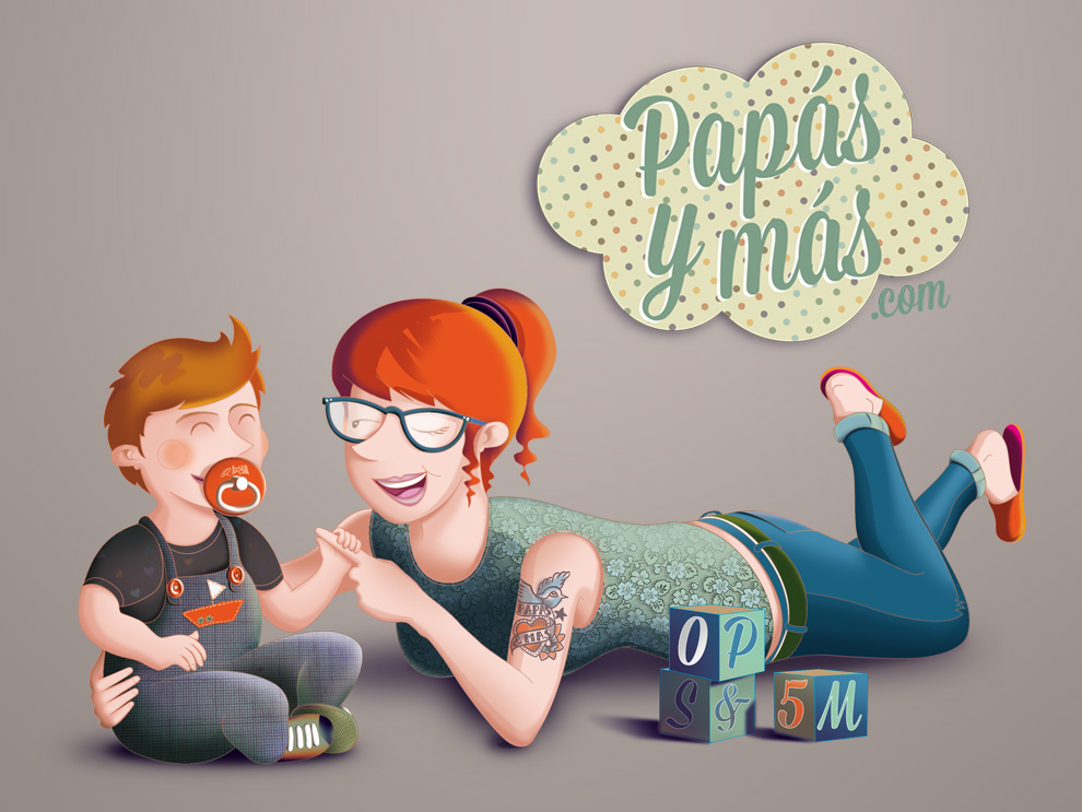 Ilustraciones para tienda online