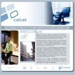 Diseño web Palencia – Cetei