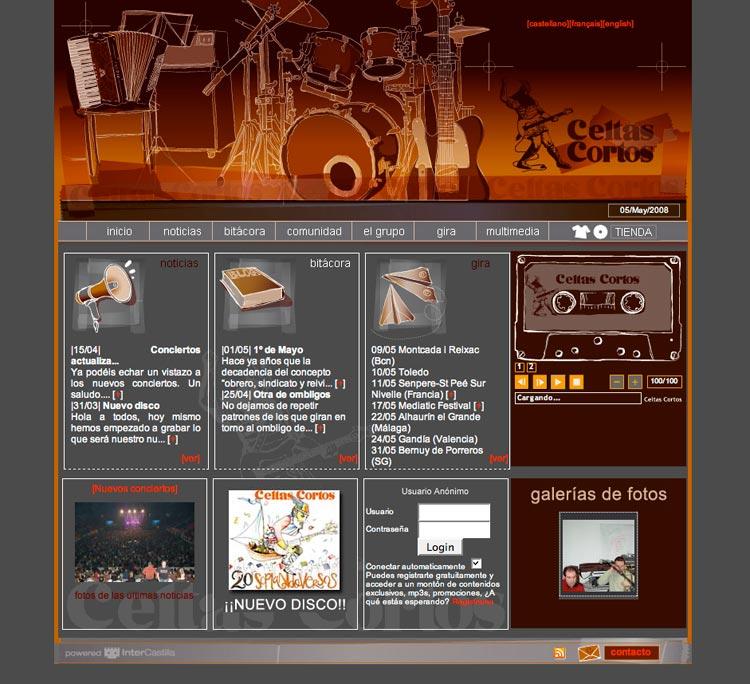 Diseño web en Valladolid – CeltasCortos