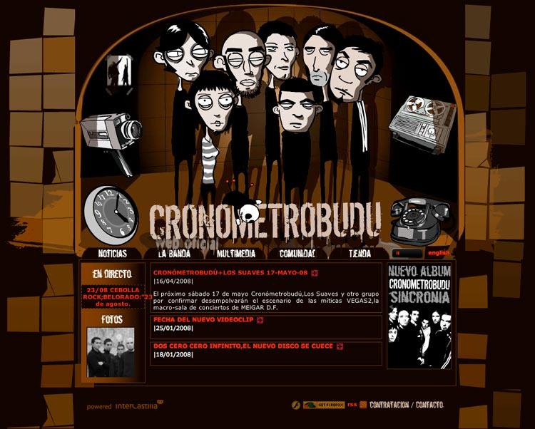 Diseño web en Burgos – Cronometrobudu.com