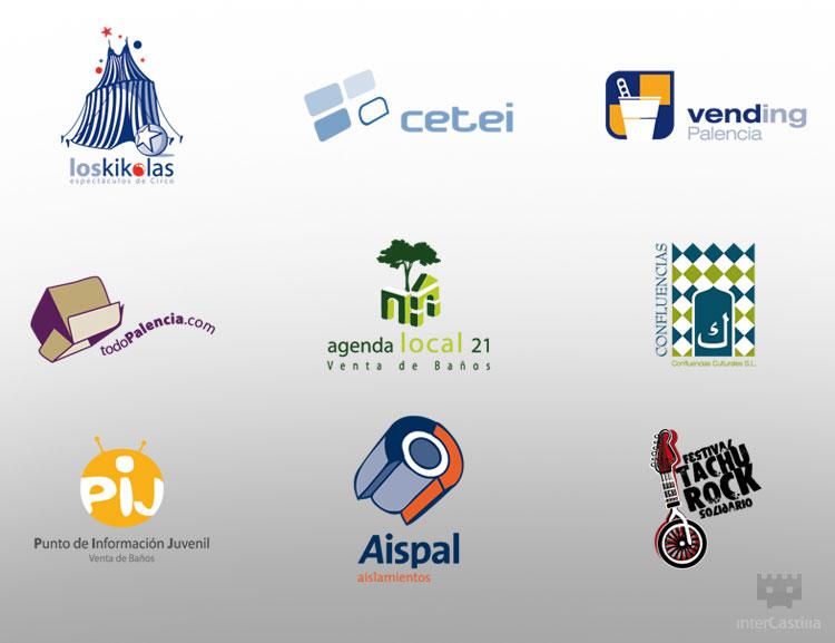 Diseño gráfico en Palencia – Diseño de logotipos y logomarcas