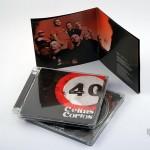 Diseño Gráfico en Valladolid, nuevo disco de Celtas Cortos