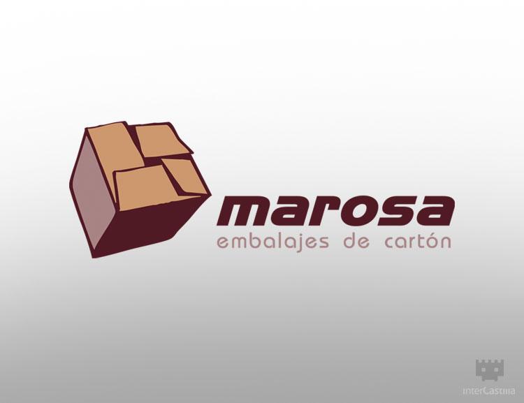 Imagen corporativa en Valladolid: Logotipo Marosa