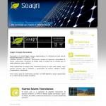 Diseño de Páginas web en Castilla y León: Seagri Renovables