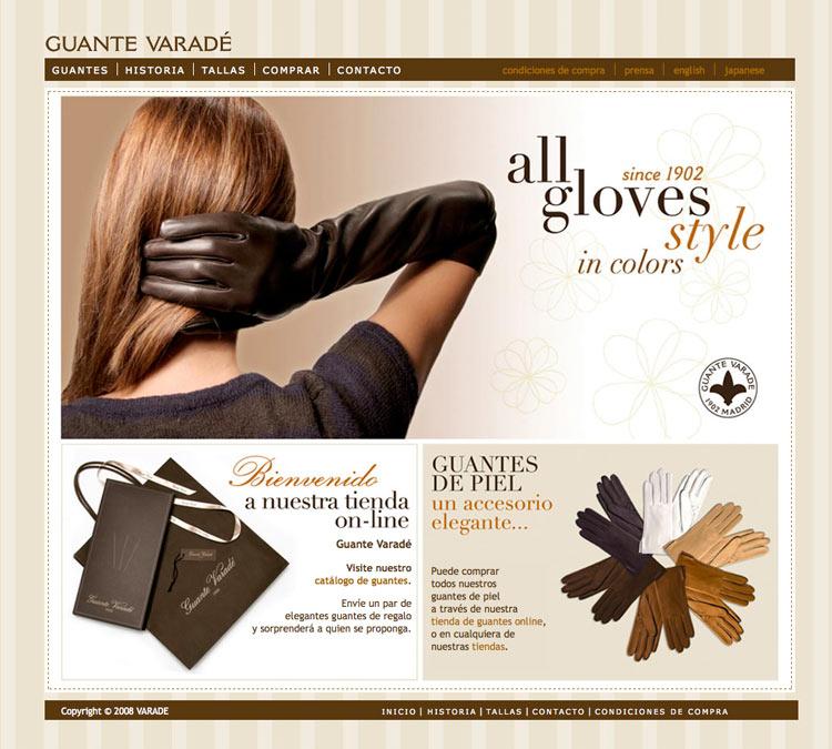 Tienda online – comercio electrónico – Varade.com