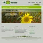 Diseño web Valladolid: Ecogermen Sociedad Cooperativa de Consumo Ecológico