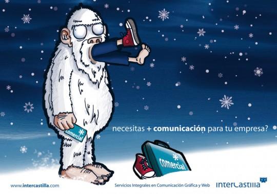 Postal de Navidad 2010
