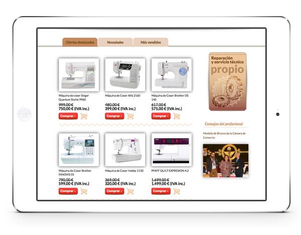 crear en palencia tienda online