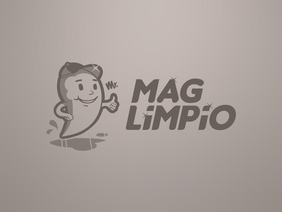Diseño imagen Maglimpio Palencia