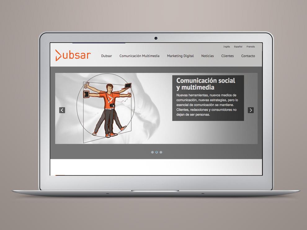 Diseño página web Madrid