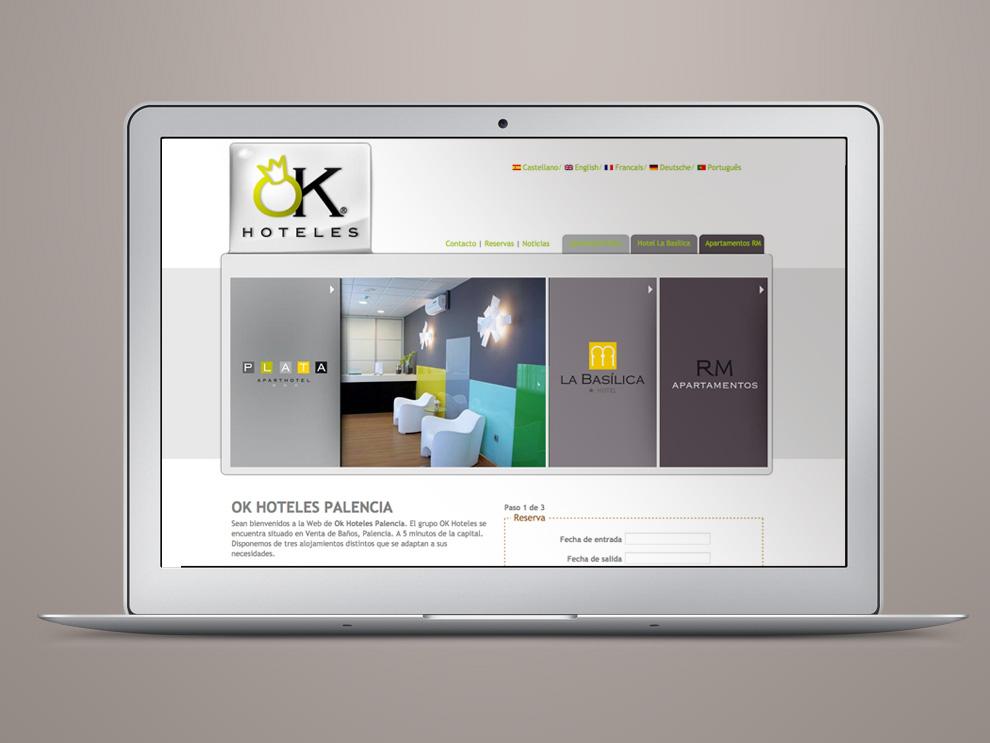 Reserva de hoteles online
