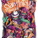Ganador del Cartel de las fiestas de San Antolín 2015 en Palencia